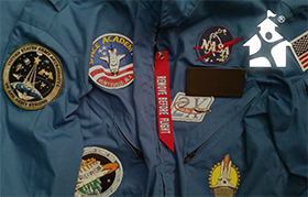 STEM Space at Home: Mission Patch Challenge