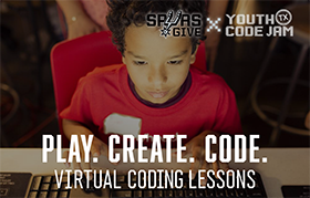 Coding with the Spurs: Code the Player