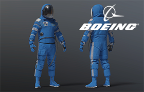Space Innovation: Boeing Suits Up