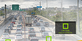 SwRI's ActiveVision enables transportation agencies to automate traffic monitoring