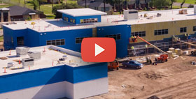In the Home Stretch: NEW K-12 SCHOOL APPROACHES COMPLETION