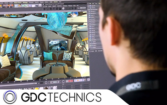 GDC Technics, MRO, interiors