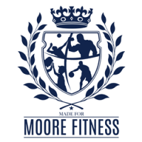 Made for Moore fitness logo