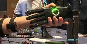 UTSA engineering students develop low-cost bionic prosthetic arm